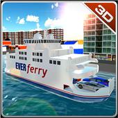 Ferry Parking - Boat Simulator icon