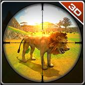 Lion Hunter – Jungle Hunt Sim icon