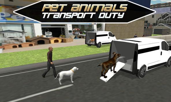 Pet Home Delivery Van apk screenshot