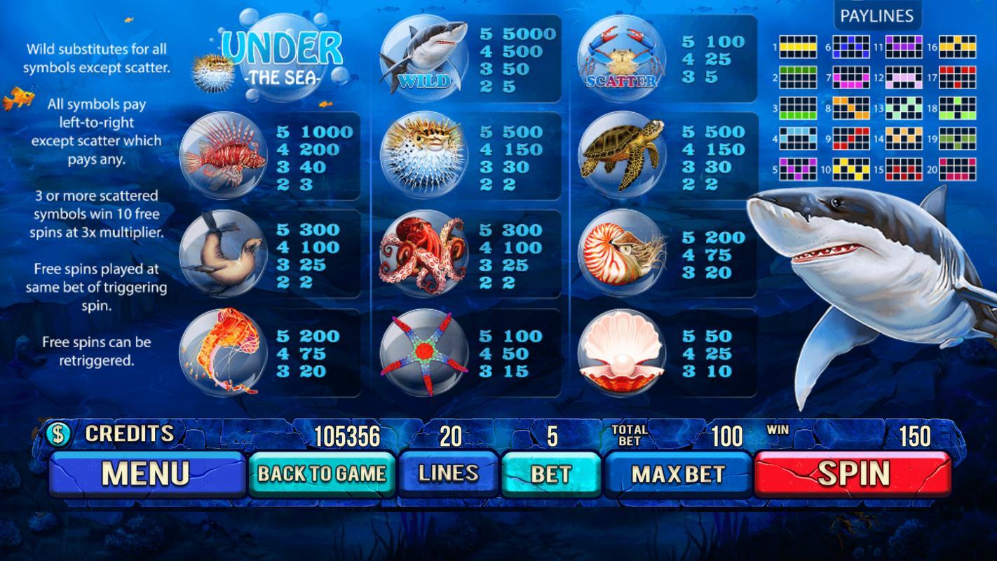 Play multi line casino free 14