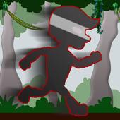 Ninja Forest Run icon