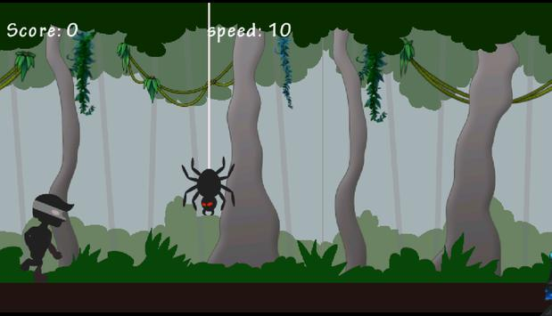 Ninja Forest Run apk screenshot