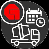 Concrete Ordering App icon
