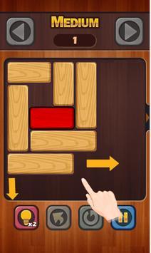 Unblock King : Slide Puzzle apk screenshot