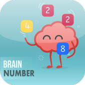 Brain Number icon
