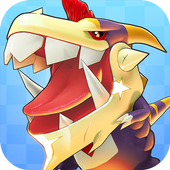 Cube Monster 3D icon