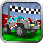 Blocky Rally Racing icon
