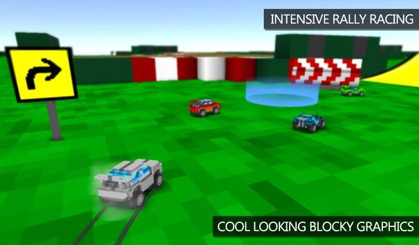 Blocky Rally Racing screenshot 7