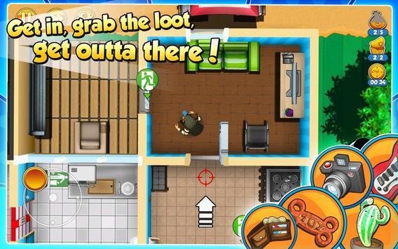 New Robbery Bob 2 Tips screenshot 2