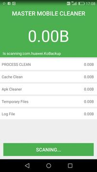 Best Master Mobile Cleaner apk screenshot