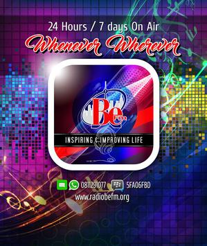 Radio BeFM v1 poster