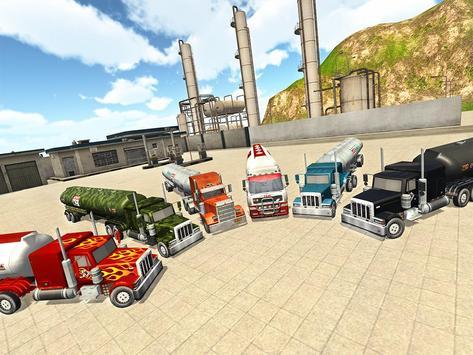 Oil Tanker Transport Game 2018 screenshot 14