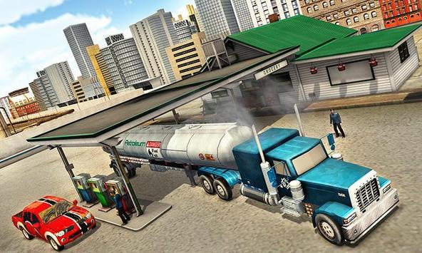 Oil Tanker Transport Game 2018 screenshot 18