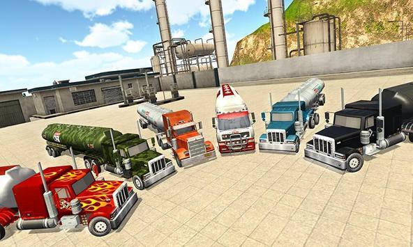 Oil Tanker Transport Game 2018 screenshot 19