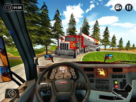 Oil Tanker Transport Game 2018 screenshot 11