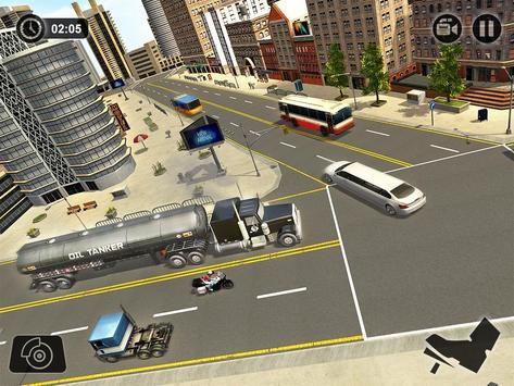 Oil Tanker Transport Game 2018 screenshot 12
