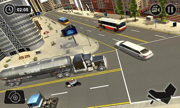 Oil Tanker Transport Game 2018 screenshot 2