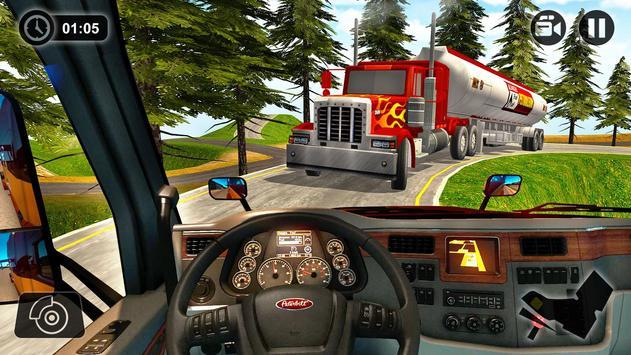 Oil Tanker Transport Game 2018 screenshot 6