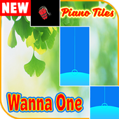 Wanna One Real Piano Music Game icon