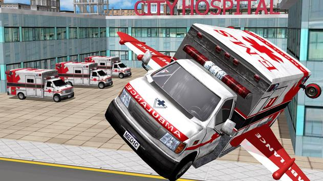 Multilevel Flying Ambulance HD poster