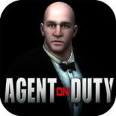 Agent on Duty Crime Mission icon