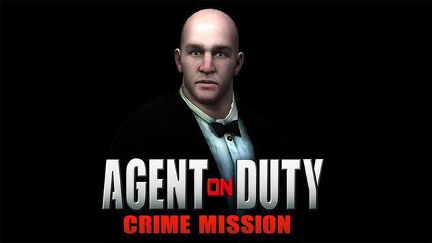 Agent on Duty Crime Mission apk screenshot