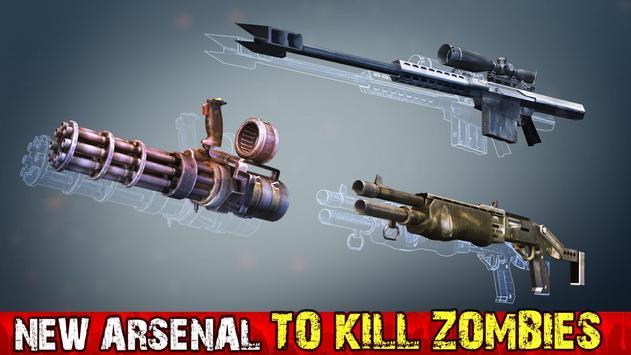 Infected City vs Gunner Shot apk screenshot