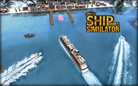 Ship Games Simulator apk screenshot