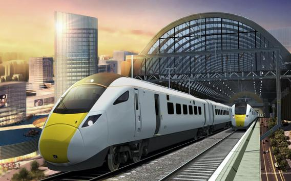 Russian Subway Train Racing Simulator: Modern City poster