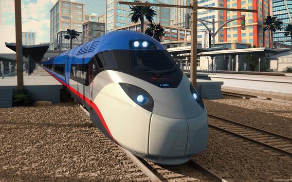 Russian Subway Train Racing Simulator: Modern City apk screenshot
