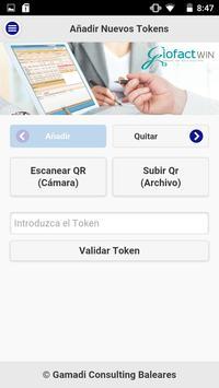 Giofactwin Patient Rack screenshot 1