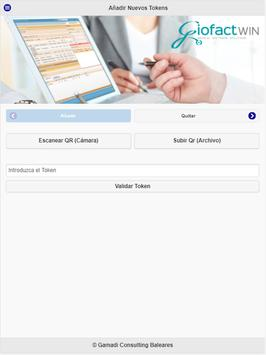 Giofactwin Patient Rack screenshot 2