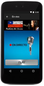 Radios de Chile screenshot 2