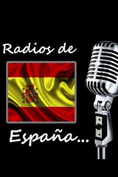 Radios de España poster