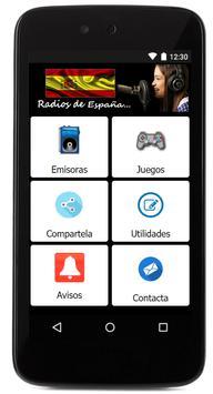 Radios de España screenshot 1