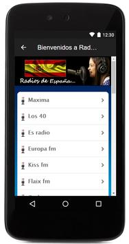 Radios de España screenshot 2