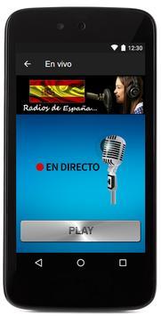 Radios de España screenshot 3