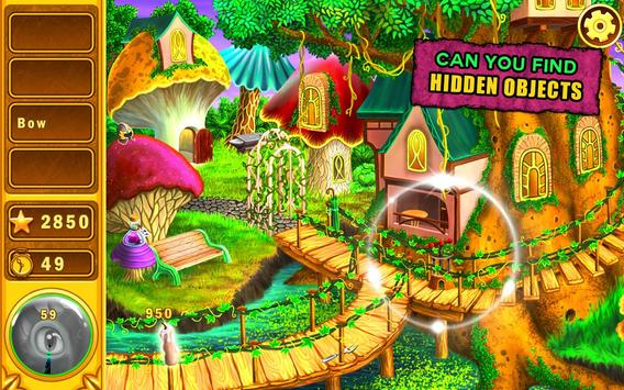Hidden Objects Mystery Society - Fairy Forest 18 screenshot 2