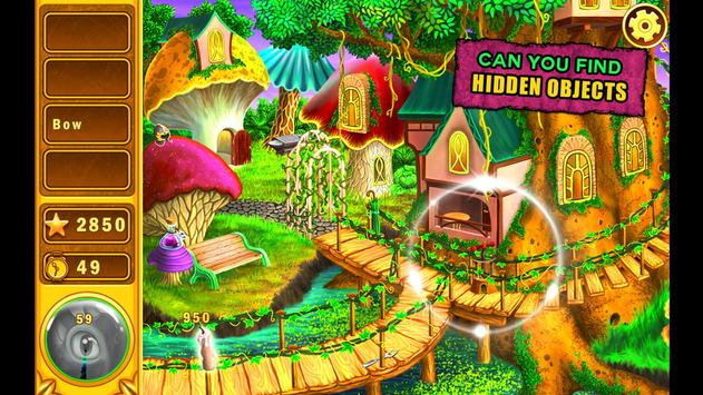 Hidden Objects Mystery Society - Fairy Forest 18 screenshot 6