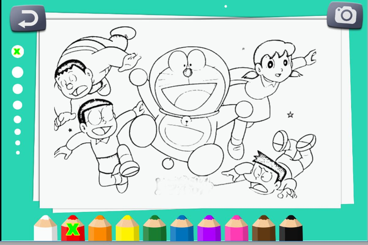 Doraemon Mewarnai For Android Apk Download
