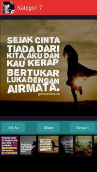DP Kata Menyentuh Hati screenshot 4