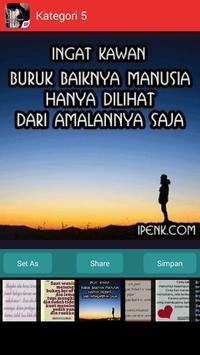 DP Kata Menyentuh Hati poster