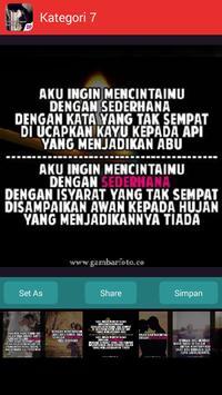 DP Kata Menyentuh Hati screenshot 1
