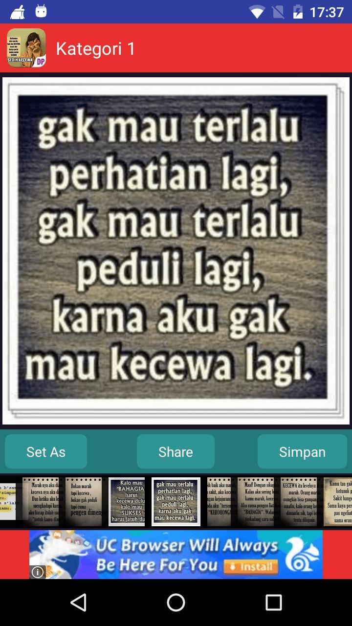 Dp Sedih Kecewa For Android Apk Download