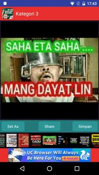 DP Sunda Lucu Terbaru screenshot 4