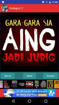 DP Sunda Lucu Terbaru screenshot 5