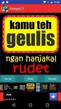 DP Sunda Lucu Terbaru poster