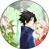 Gambar Sasuke Sakura Menikah icon