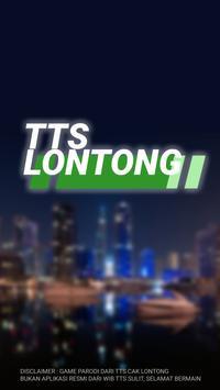 TTS Lontong poster