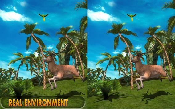VR - Visit Horror Jungle World poster